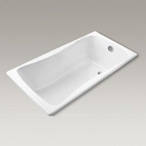 K-17270T(K-15849T)嵌入式鑄鐵浴缸