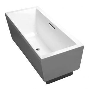 K-18343T-0長芳型獨立式浴缸