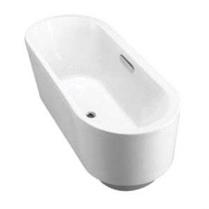 K-18347T橢圓形獨立式浴缸