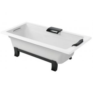 K-45594T(K-45595T-0)鑄鐵獨立式浴缸