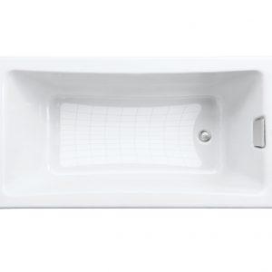 K-850T(K-855.K-863)嵌入式鑄鐵浴缸
